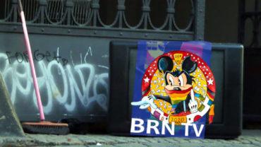 Live und in Farbe: BRN-TV - Mauszeichner in diesem Jahr ist: Thomas Schreiter