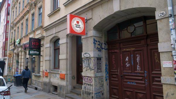 Dawaj-Dawaj - neues russisches Bisto auf der Louisenstraße