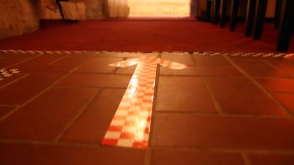 Hier geht's zum roten Teppich.