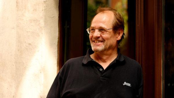 Frank Kutschera betreibt seit mehr als 20 Jahren das Teegadrom.