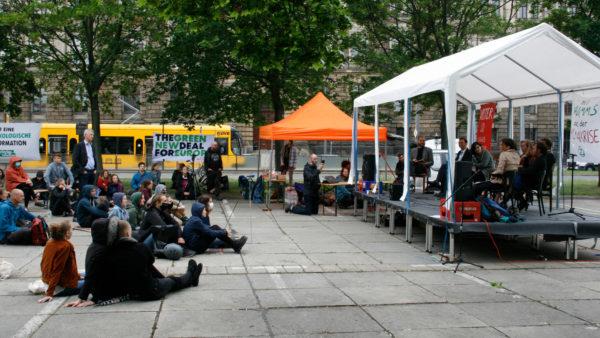Informationsveranstaltung am Carolaplatz