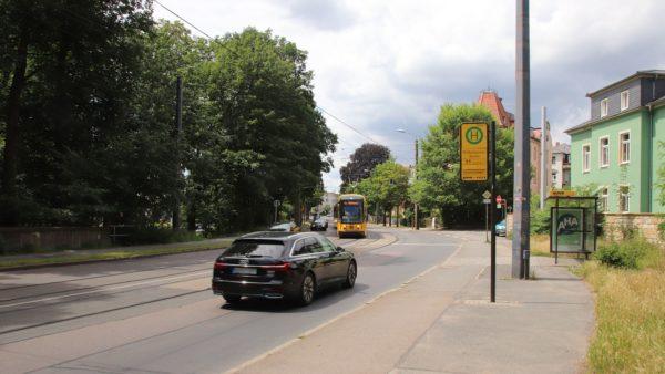 Bautzner Straße soll zwischen Wilhelminen- und Fischhausstraße saniert werden.