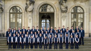 Knabenchor Dresden - Foto: Michael Schmidt
