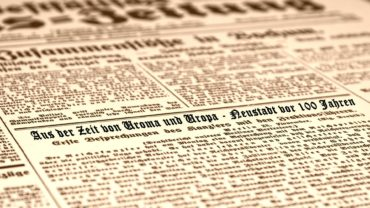 Aus der Zeit von Uropa und Uroma - Neustadt vor 100 Jahren