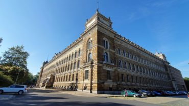 Landgericht und Amtsgericht Dresden