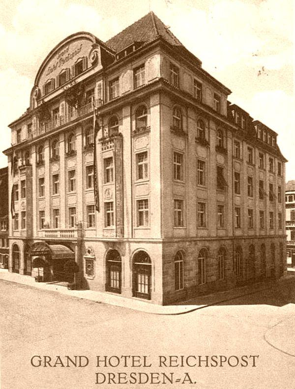 Hotel Reichspost