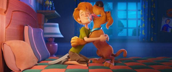 Scooby - Voll verwedelt