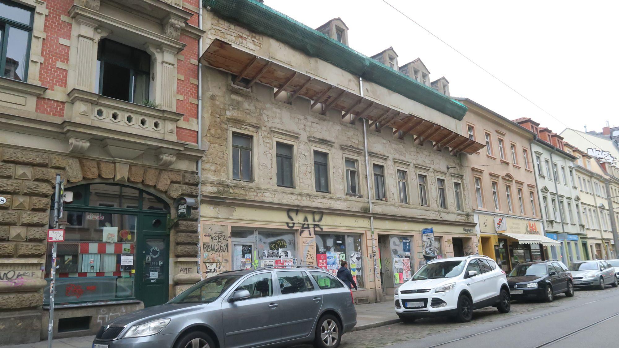 Denkmalgeschütztes Haus am Bischofsweg darf nicht abgerissen werden.