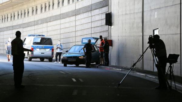 Die Polizei hat die Ermittlungen zur Unfallursache aufgenommen. Foto: Roland Halkasch