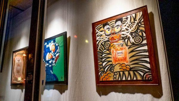 Mondschein und Galerielicht: Immer zu Vollmond eröffnet die Full Moon Gallery neu