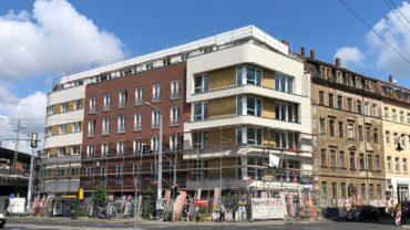 Neubau am Bischofsplatz soll künstlerisch gestaltet werden.