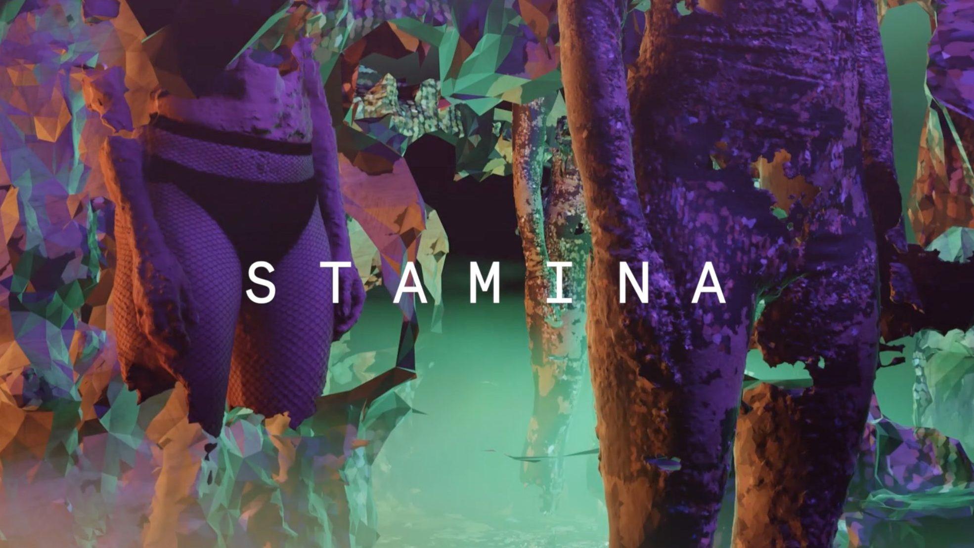 """Performanceausstellung """"Stamina"""" - Collage: eulervoid"""