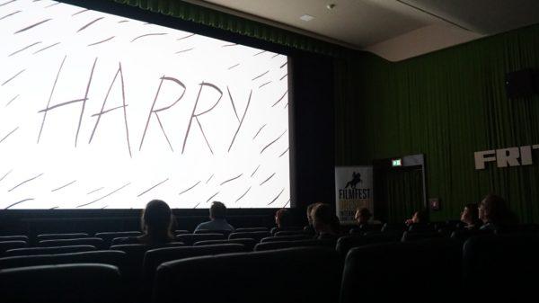 Der Kurzfilm Harry wird vorgestellt