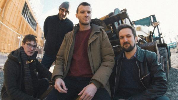 Richard Ebert: Saxophon, Flöte - Jo Aldinger: Klavier - Rene Bornstein: Kontrabass - Patrick Neumann: Schlagzeug