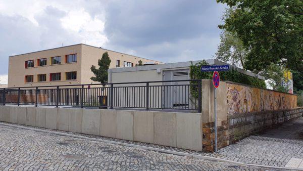 Grundschule an der Martha-Fraenkel-Straße