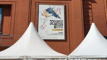Morgen geht's los. Schauburg wird Festival-Zentrum.