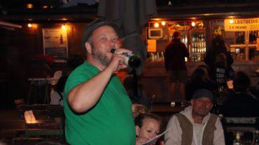 Betreutes Trinken mit Malz und Lenin