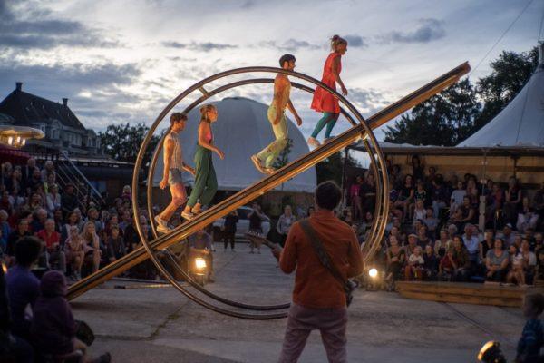 Zirkus FahrAway. Foto: Tilmann Pfäfflin