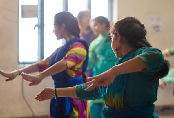 Verschiedene Veranstaltungen bieten Tänze aus aller Welt an. Foto: dsash