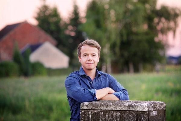 Cornelius Pollmer, Journalist, Autor - Foto: Amac Garbe