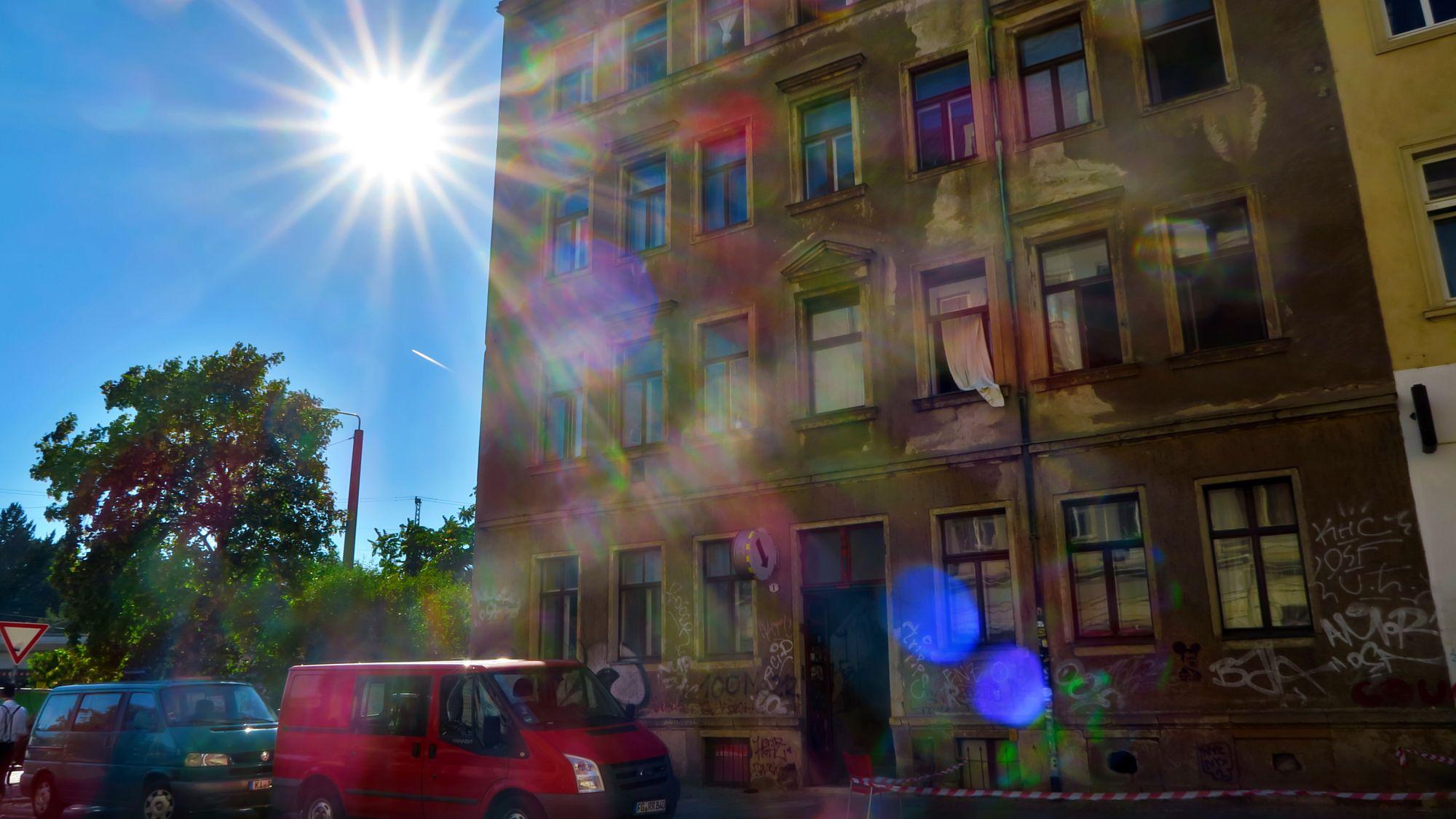 Rudolf-Leonhard-Straße 1 - Foto: Archiv Anton Launer 2016