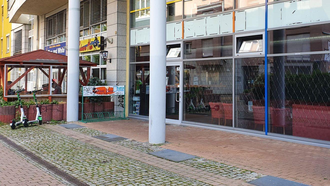 Neue Shisha-Lounge in der Albertpassage