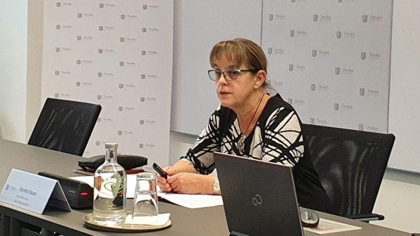 Kerstin Haase, Sachgebietsleiterin Infektionsschutz im Gesundheitsamt