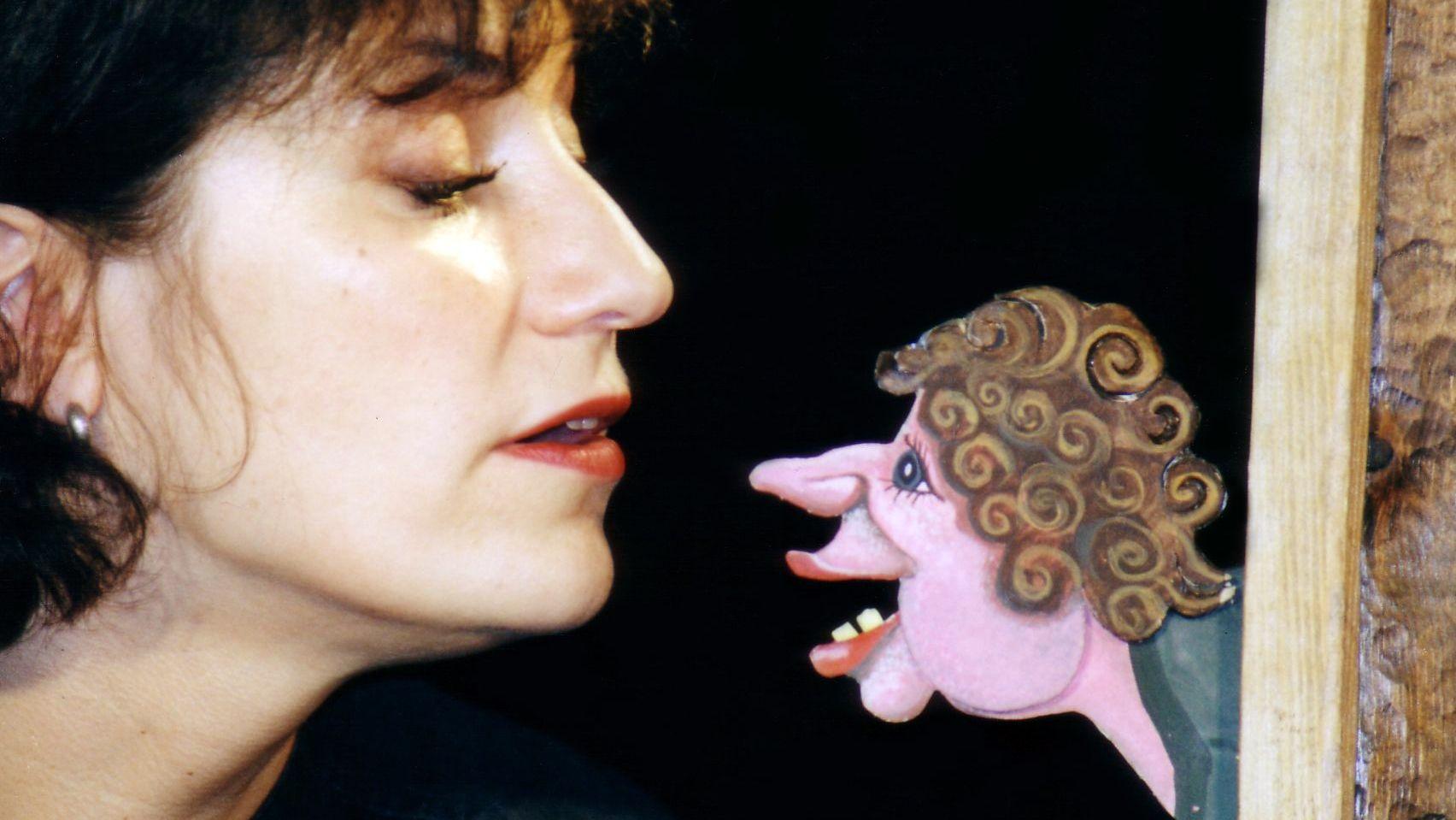 """Szene aus """"Der kleine Prinz mit den Eselsohren"""" - Foto: PR/Maren Winter"""