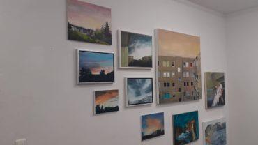 2020-10-12-Beate Bilkenroth zeigt ihre Werke