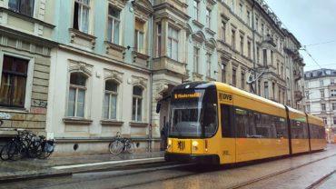 Am Donnerstag, dem 15. Oktober werden voraussichtlich keine Straßenbahnen fahren. Die DVB werden bestreikt.
