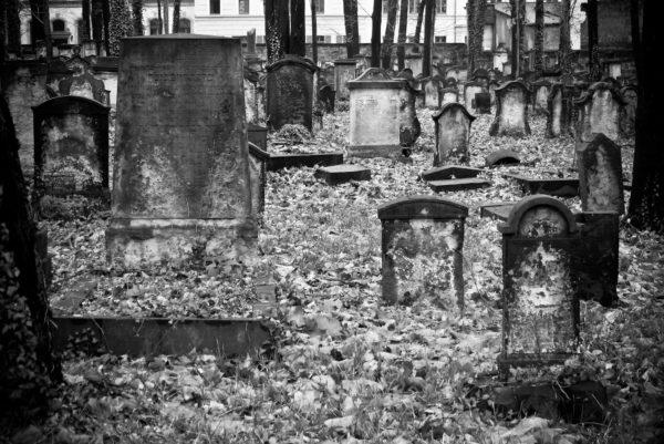 Der Friedhof ist wohl das bekannteste Stück Jüdische Kultur in der Neustadt. Foto: Thomas Stache