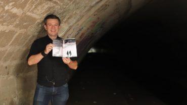 Marcus Wächtler mit seinem neuesten Roman