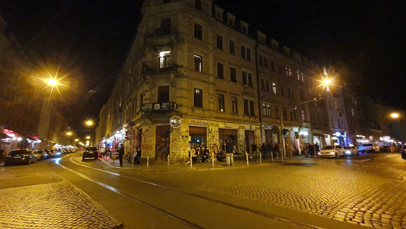 Kreuzung Görlitzer,Louisen-,Rothenburger Straße
