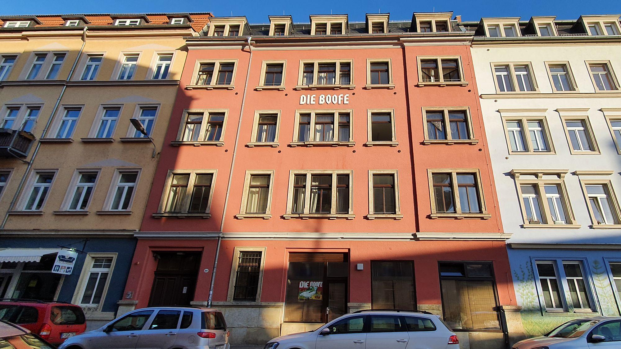 """""""Die Boofe"""" - Übergangswohnheim für Wohnungslose"""