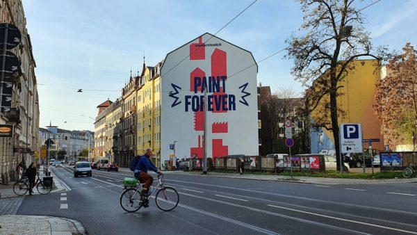 So sieht das fertige Mural aus.