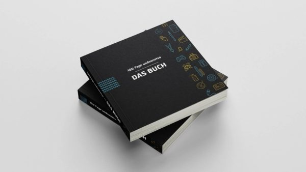So soll das Buch aussehen. Foto: Wir gestalten Dresden