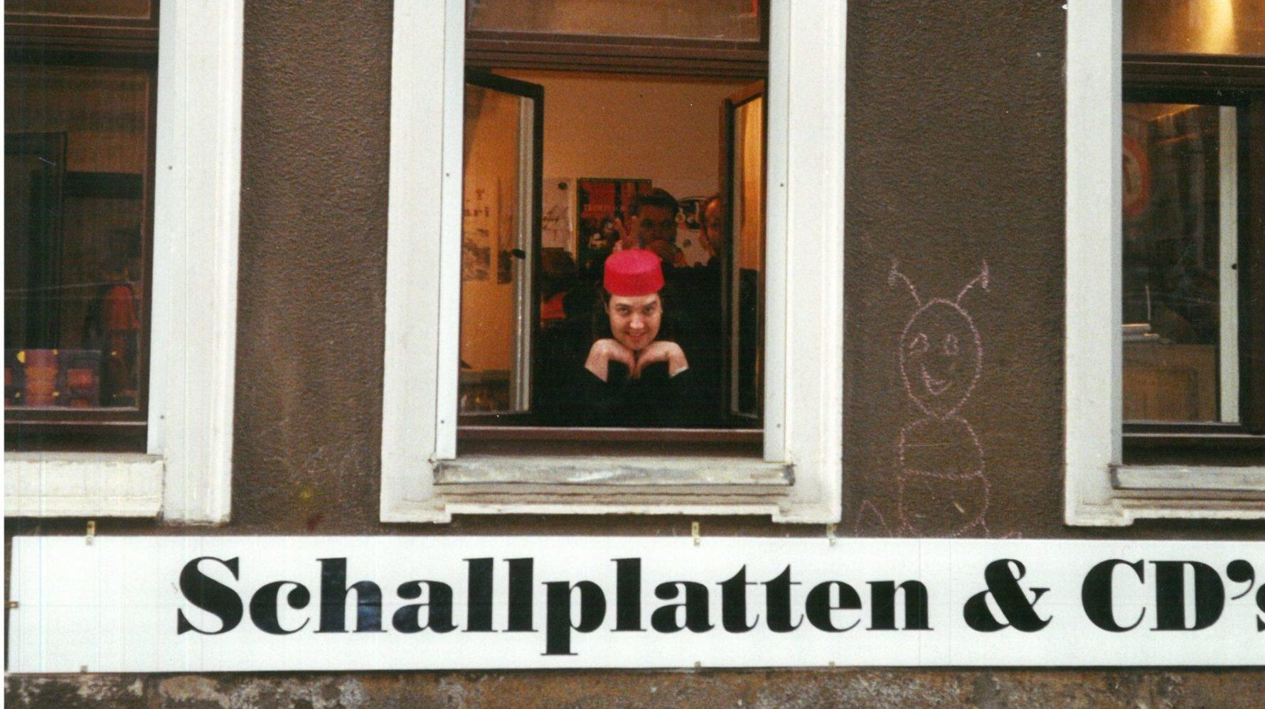Außenansicht auf der Böhmischen Straße. Foto: Zentralohrgan