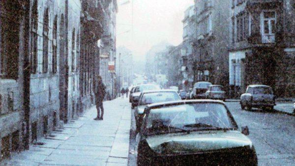 Alaunstraße Anfang der 1990er Jahre