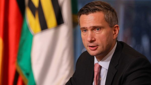 Wirtschaftsminister Martin Dulig (SPD) - Foto: Tino Plunert