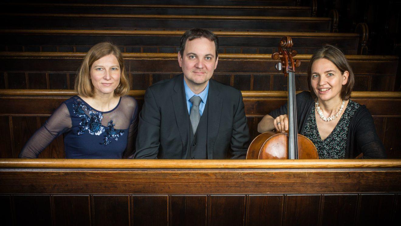 Sie sind Tresonare: Elke Voigt, Clemens Heidrich und Juliane Gilbert - Foto: PR/Johannes G. Schmidt