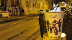 Last Glühwein auf der Görlitzer Straße
