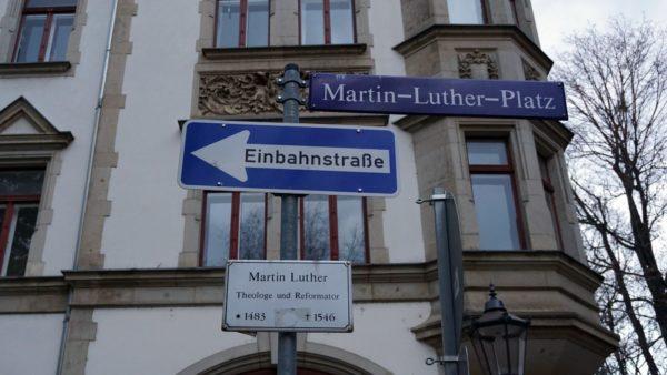 Der Platz ist eine Einbahnstraße - Foto: Jonas Breitner