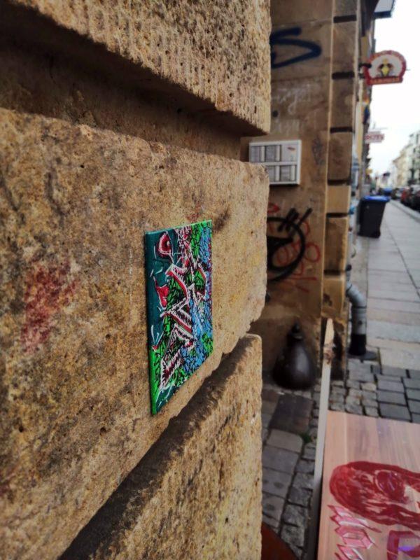 Alaunstraßenfliese