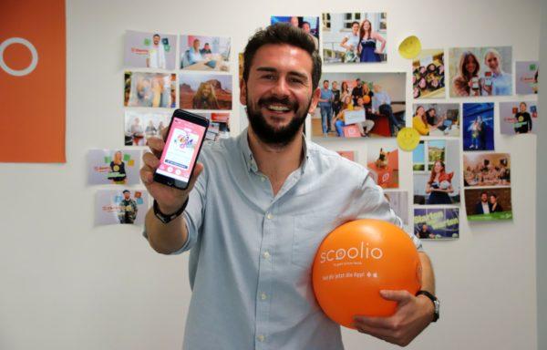 Danny Roller - Firmengründer und Geschäftsführer der Scoolio GmbH