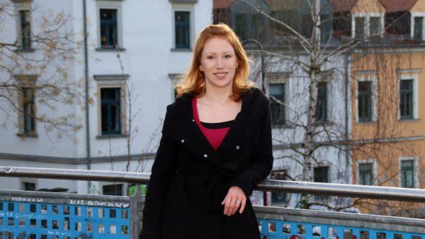 Jenny Wittenberger will Kinder stark machen
