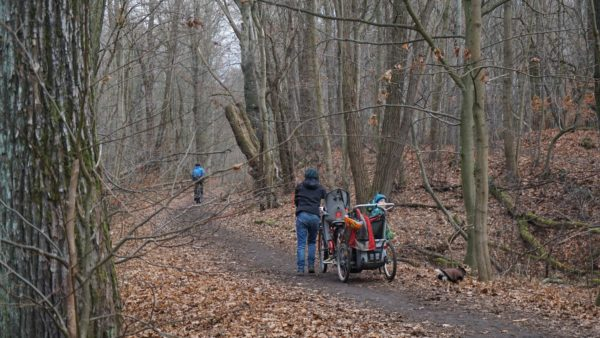 Naherholung mit Kind und Kegel - Foto: Jonas Breitner