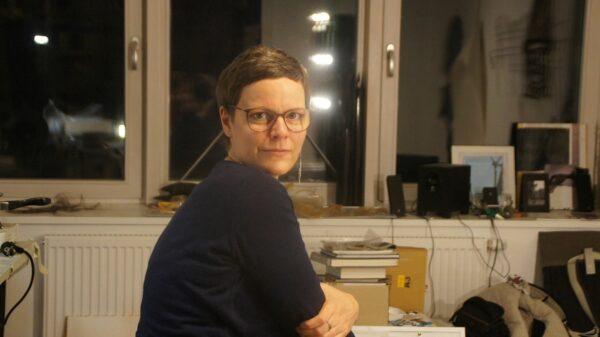 """Svea Duwe: """"Das Foto sieht jetzt aber schon ziemlich gestellt aus."""" Foto: Philine"""