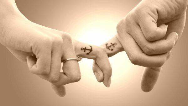 Anker-Tattoo