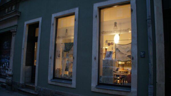 Blick in die Vereinsräume des Shudao auf der Kamenzer Straße. Foto: Philine