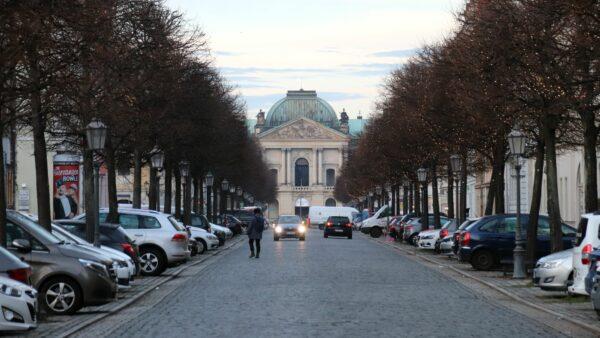 Königstraße im 21. Jahrhundert